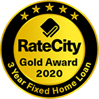 Kogan Money - 3 Year Fixed Home Loan - RateCity Gold Award Winner