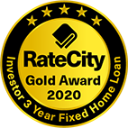 Kogan Money - Investor 3 Year Fixed Home Loan - RateCity Award Winner